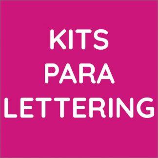 Kits para Lettering