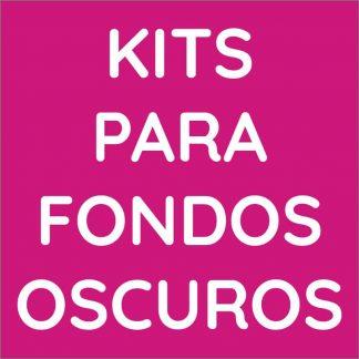 Kits para fondos oscuros